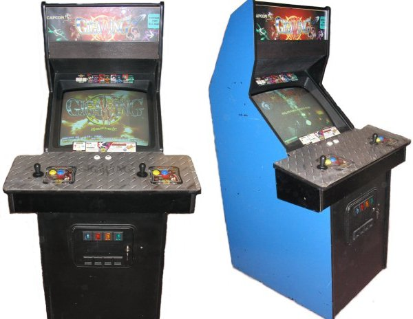 Whats Your Favorite Upright Arcade Cabinet Shape